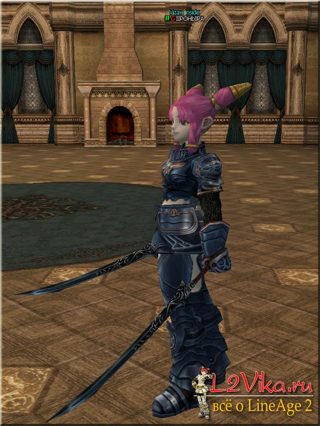 Samurai Long Sword*Samurai Long Sword - топ B-grade дуалы - l2vika.ru