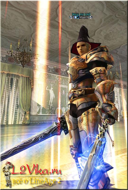 Tallum Blade - Dark Legions Edge - S-grade сдвоенные мечи (дуалы) - l2vika.ru