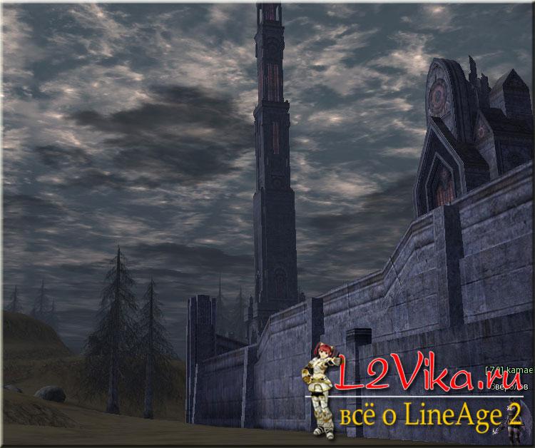 Isle of Souls - Изменения в обновлении 1st Throne The Kamael - L2Vika.ru