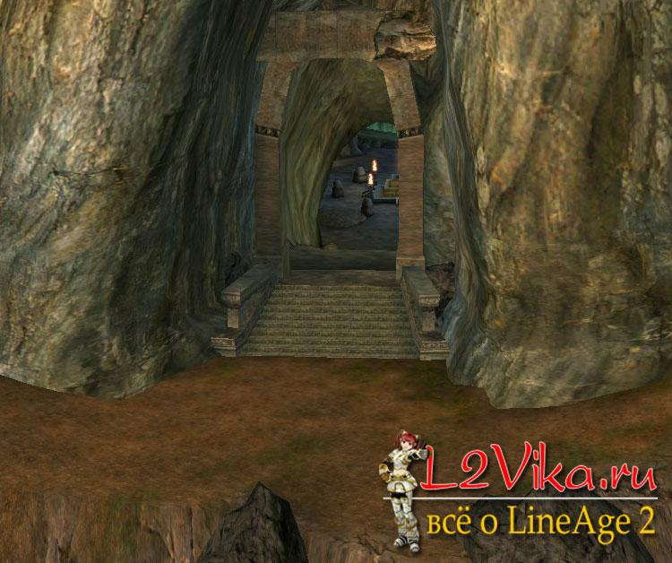 Cave of Trials - Пещера Испытаний - L2Vika.ru