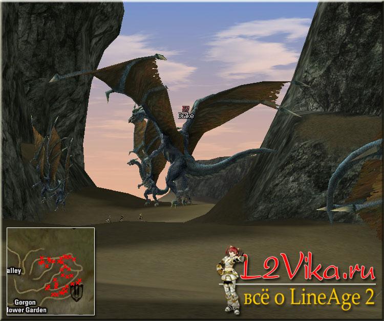Drake - Lvl 57 - L2Vika.ru