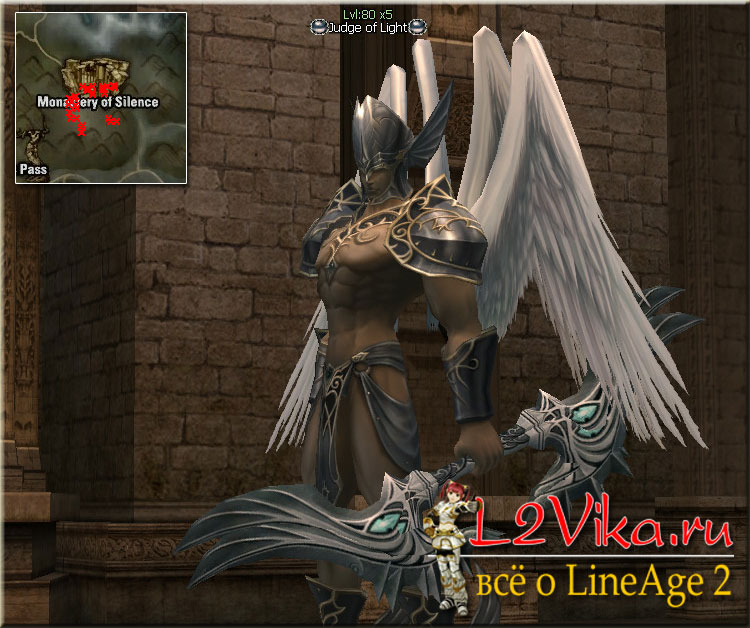 Judge of Light - Lvl 80 - L2Vika.ru