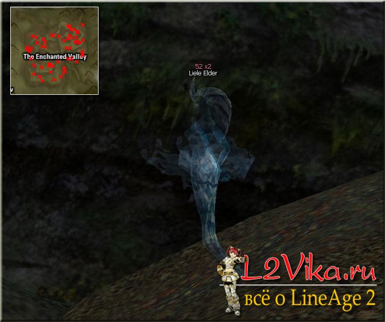 Liele Elder - Lvl 52 - L2Vika.ru