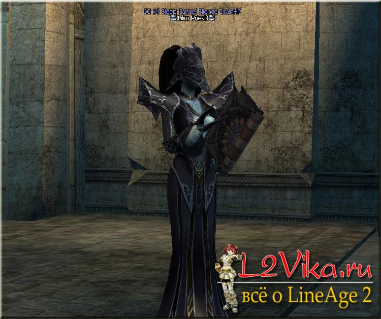 Lilim Priest - Lvl 60 - L2Vika.ru