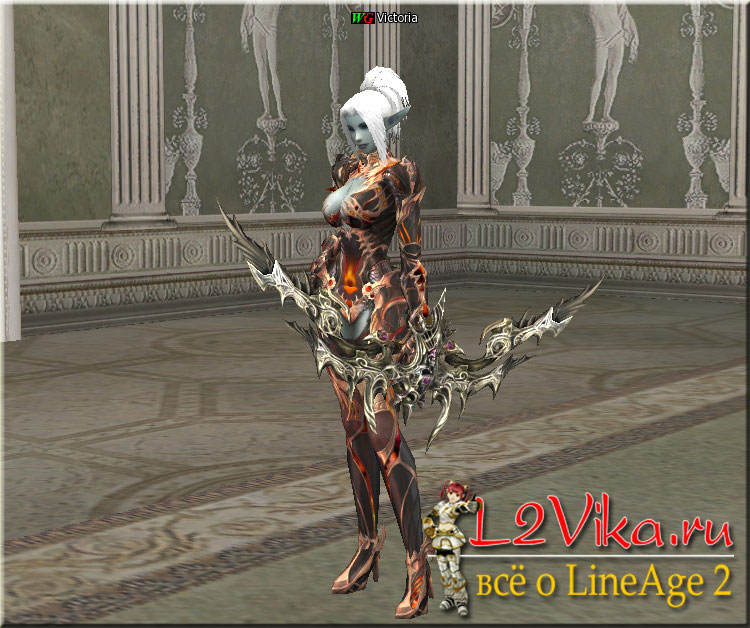 Skull Carnium Bow - Карниум - Мид S84 лук - Характеристики Skull Carnium Bow - Крафт Карниум в lineage 2 High Five - L2Vika.ru