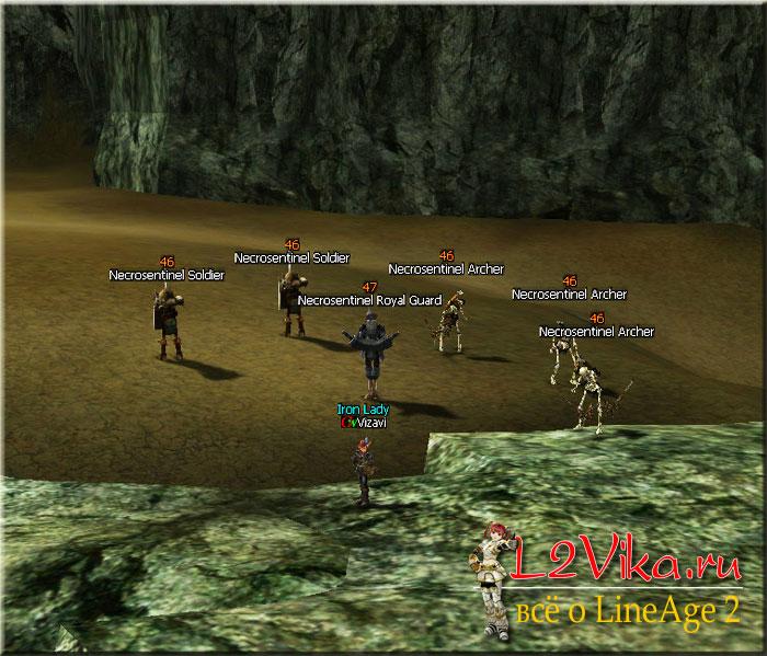 Рейдбосс Necrosentinel Royal Guard