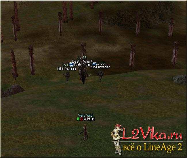 Ancient Battleground - Древнее поле битвы