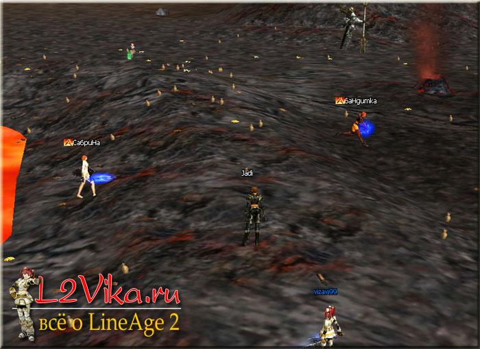 Охота на ботов в Lineage 2 - L2Vika.ru