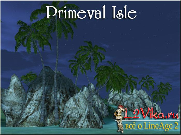 Primeval Isle