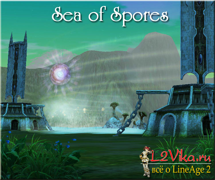 Sea of Spores - Море Спор