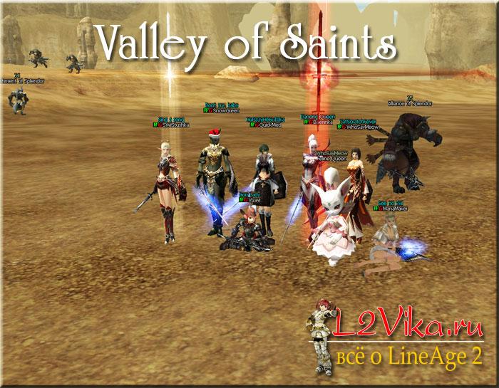 Valley of Saints - L2Vika.ru