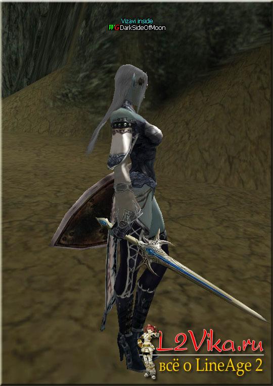 Wizards Tear - топ B-grade одноручный магический меч