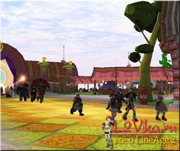 Fantasy Isle - Изменения в обновлении 1st Throne Hellbound - L2Vika.ru