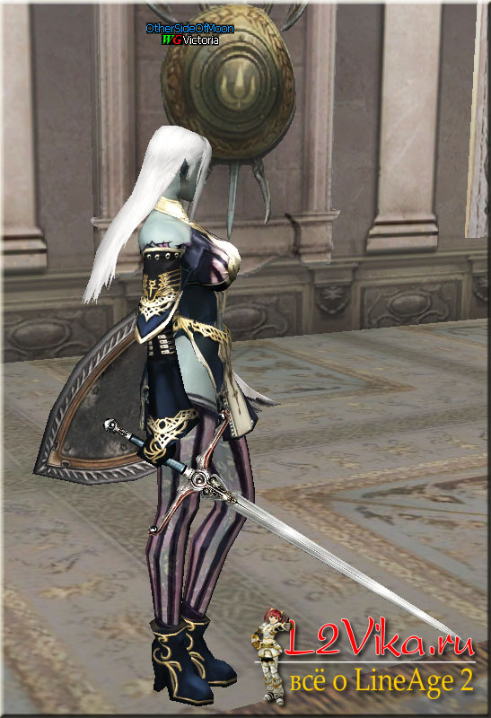 Elemental Sword - лоу А-грейд магический меч - Характеристики - Крафт Elemental Sword - l2vika.ru