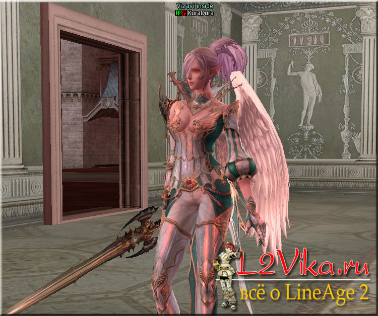 Eternal Core Sword - Меч Неиссякаемой Сущности - Топ S84 одноручный меч - Характеристики Eternal Core Sword - Крафт Меч Неиссякаемой Сущности в lineage 2 High Five - L2Vika.ru